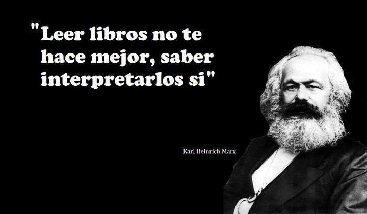 Marx frase