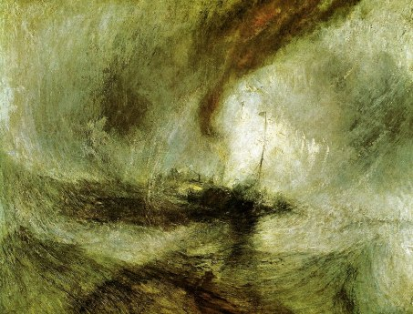 William Turner_Tempest